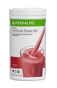 herbalife formula 1 shakes UK from an Herbalife independant distributor